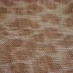 1M tissu sisal guépard