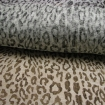 1M sinamay leopard black/white
