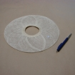 tissu sisal bord mini