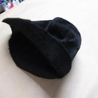 melusine hood black 2-side