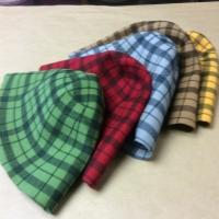 wool hood madras