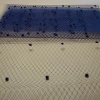 1M veil/spots 45CM