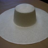 sisol capeline ecru d.55cm
