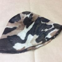 hood hair camouflage